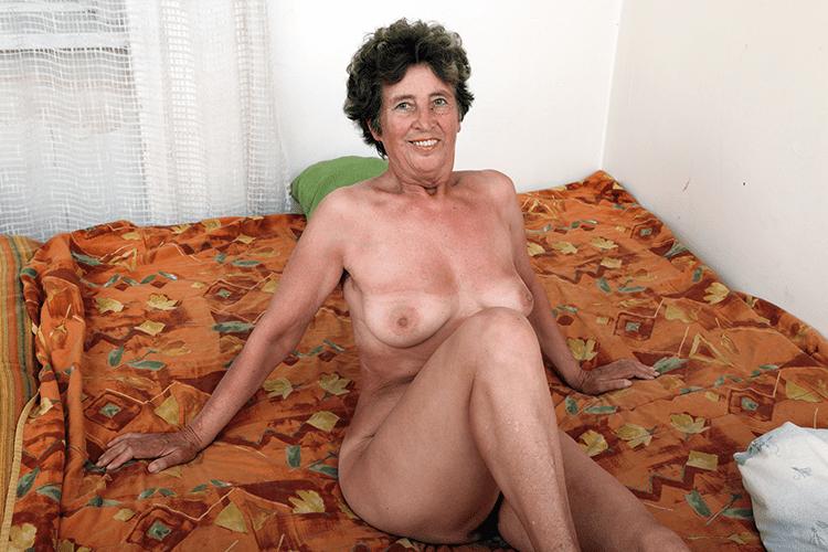 Alte Frau Hat Sex